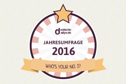 Jahresumfrage 2016